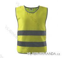 DĚTSKÁ BEZP. VESTA KIDS SAFETY VEST (VP do 119 cm, VP do 134 cm) REKLAMNÍ TEXTIL 906A