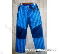 Kalhoty šusťákové zateplené  flaušem pánské (m-2xl) MM SPORT QT-3014