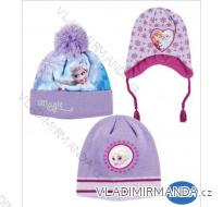 Čepice zimní frozen dětská dívčí (52-54) TV MANIA 148607