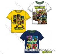Tričko krátký rukáv dorostenecké chlapecké ninja trutles  (116-152) TV MANIA 150820