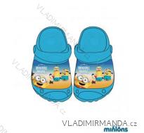 Pantofle, kroksy mimoni dětské a dorostenecké chlapecké (24/25-30) TV MANIA 152729