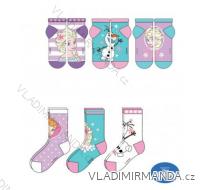 Ponožky frozen dětské a dorostenecké dívčí (23/26-35/38) TV MANIA 149451