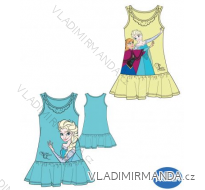 Šaty bez rukávů frozen dětské a dorost dívčí (98-140) TV MANIA 155243