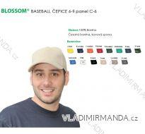 BASEBALL ČEPÍCE  PÁNSKÁ A DOROST (ONE SIZE) BLOSSOM BLO- C6