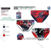 SLIPY 3KS SPIDER-MAN DĚTSKÉ CHLAPECKÉ (2-8 LET) SUN CITY HQ3013