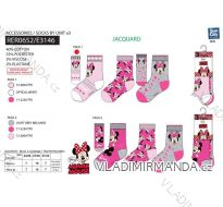 MINI MOUSE SOCKS 3KS CHILDREN S AND BIGGEST GIRLS (23-34) SUN CITY RER0652 d5f96b68c6
