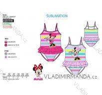 Plavky minnie mouse kojenecké dívčí (6-24 měsíců) SUN CITY AQE0548