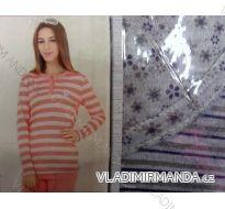 Pyžamo dlouhý rukáv dámské (m-3xl) YN.LOT 726