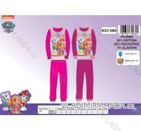 Pyžamo dlouhé paw patrol dětské dívčí (98-128) SETIMO 832-080