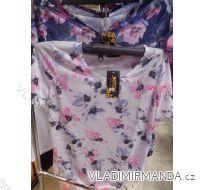 Tričko tunika krátký rukáv dámské (s-xl) M.B.21 2885