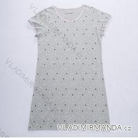 Tričko krátký rukáv dámské (s-xxl) WOLF D2841