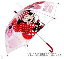 Deštník dětský divci minnie mouse (46 cm) SETINO MIN-A-UMB-05