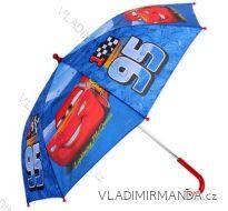 Deštník dětský chlapecký cars mc queen auta (48 cm) SETINO CR-A-UMB-16