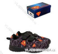 TENISKY (BOTASKY) SUPERMAN DĚTSKÉ CHLAPECKÉ(26-33) SETINO 860-713