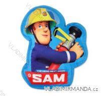 Polštář požárník sam dětský chlapecký (36*6cm) SETINO 610-140