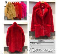 Kabátek krátký teplý měkoučký zimní dámský (s-l) KZELL ITALSKá MODA 8032K-B