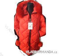 Bunda zimní prošívaná s kožíškem dámská (s-xl) YIXIANGSHUNV IM10188858