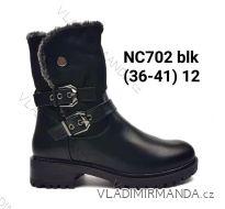 Boty zimní kotníkové dámské (36-41) OBUV OBT18NC702