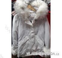 Bunda zimní  s kožíškem dámská (s-l) KZELL ITALSKá MODA IM91801450