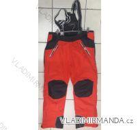 Kalhoty lyžařské zimní nepromokavé unisex dámské pánské (m-3xl) AOLES AOL18001