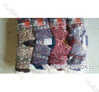 Ponožky teplé zateplené bavlnou dámské i pánské (35-42) ELLASUN W39002