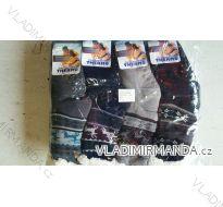 Ponožky teplé zateplené bavlnou pánské (40-46) ELLASUN M42002