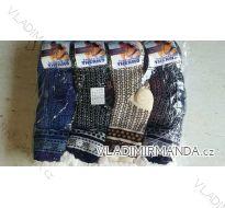Ponožky teplé zateplené bavlnou pánské (40-46) ELLASUN M42003