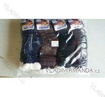 Ponožky teplé zateplené bavlnou pánské (40-46) ELLASUN M42001