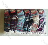 Ponožky teplé zateplené bavlnou dámské (36-41) ELLASUN 9125573