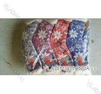 Ponožky teplé zateplené bavlnou dorost až dámské (35-38) ELLASUN 9125579