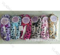 Papuče ťapky teplé dámské (35-42) ELLASUN W37808