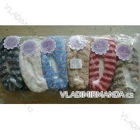 Papuče ťapky teplé dámské (35-42) ELLASUN W37800