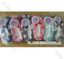 Papuče ťapky teplé dámské (35-42) ELLASUN W37805