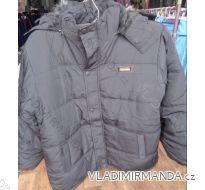Bunda kabát zimní nadrozměrný dámský (xl-5xl) HARPIA 951H