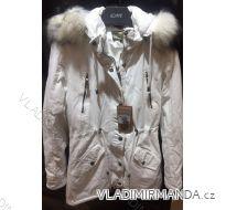 Kabát parka zimní  s kožešinou dámská (s-2xl) EMT-ALNWICK EMT18018