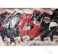 Ponožky teplé zateplené bavlnou dorost až dámské (35-38) ELLASUN 7621