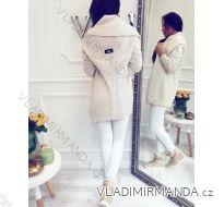 Cardigan pletený svetr dámský (uni s/m/l) ITALSKá MODA IMC17330