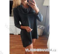 Mikina dlouhý rukáv dámská (uni s-l) ITALSKá MóDA IMC181090