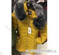Bunda zimní prošívaná s kožešinou dámská (s-2xl) Garoff PM2181845