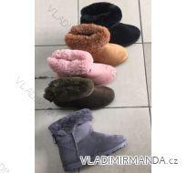 Válenky boty kotníkové dámské (36-41) OBUV OBT18299