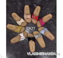 Pantofle dámské (36-41) OBUV TSHOES OBT19CK71
