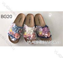 Pantofle dámské (36-41) OBUV TSHOES OBT19BG20