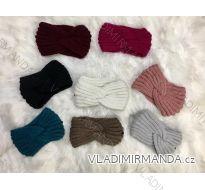 Čelenka pletená zimní dámská (uni) PV618WM5689