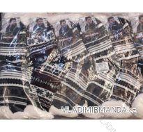 Ponožky zateplené bavlnou pánské (39-42, 43-46) VIRGIN DL7312