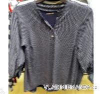 Tričko dámské puntík (L-3XL) Polská móda  PM119008