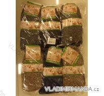 Ponožky teplé vlněné zdravotní thermo pánské (40-47) PESAIL YZ0002