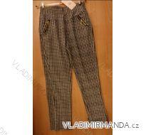 Kalhoty dlouhé dámské nadrozměrné (2XL-5XL) SAL WU-119