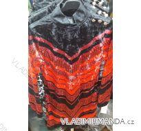 Šaty dlouhý rukáv semišové dámské (uni s/m) ITALSKÁ MÓDA IMT19029