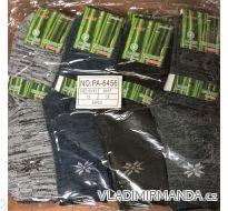 Ponožky teplé thermo bambusové zdravotní pánské (40-47) AMZF  pa-6456