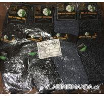 Ponožky teplé thermo bambusové zdravotní pánské (40-47) AMZF  PA-6668